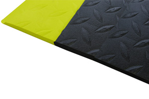Primo Sponge Diamond Plate Anti-Fatigue Mats