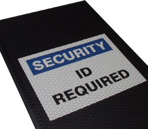 Security ID Message Mats