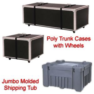 Softfloor Tiles Jumbo Shipping Crates American Floor Mats