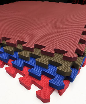 Softfloors Interlocking Tiles Are Puzzle Mats And Modular
