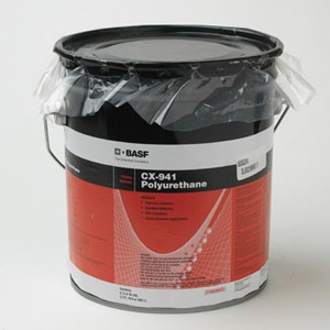 Urethane Recycled Rubber Floor Mat Adhesive