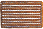 Wire Brush Coco Mats