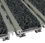 PediMat All-Aluminum Metal Grille Mats