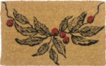 Berry Branch Handwoven Coconut Fiber Door Mats