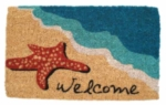 Starfish Welcome Coir Door Mats