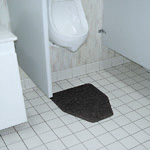 Wizkid Urinal Mats Are Wizkid Anti Microbial Urinal Mats By American Floor Mats