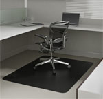 Black Chair Mats