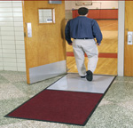 Carpeted Gym Floor Sticky Mats