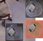 Designer Desk Chair Mats - All Surfaces