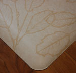 Designer Leaf Kitchen Mats