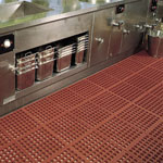 Restaurant Mats, Commercial Kitchen Mats, Kitchen Drainage Mats ...