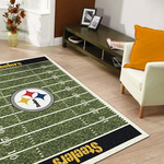 NFL Home Field Sports Team Rugs