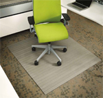 Natural Composite Recycled Chair Mats