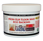 Non-Slip Floor Mat Eco Backing