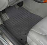 Northridge Heavy-Duty Rubber Car Mats