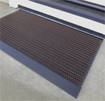 Bristle Brush Entrance Mats