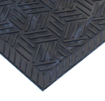 SuperScrape Plus Rubber Mats