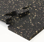 Tight-Lock Rubber Tiles