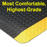 UltraSoft Diamond Plate Anti-Fatigue Mat