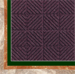 Waterhog Diagonal Floor Mat Tiles