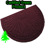 Half-Oval Grand Premier Waterhog ECO Entrance Mats