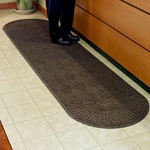 Two-End Grand Premier Waterhog Entrance Mats
