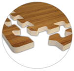 SoftWoods Interlocking Tiles