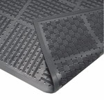 OutFront Reversible Scraper Rubber Mats